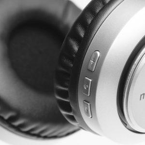 Headphone Fone de ouvido sem fio com microfone